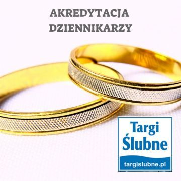 We would like to encourage you to register and get your accreditation for wedding fairs held this Sunday in Targi Kielce