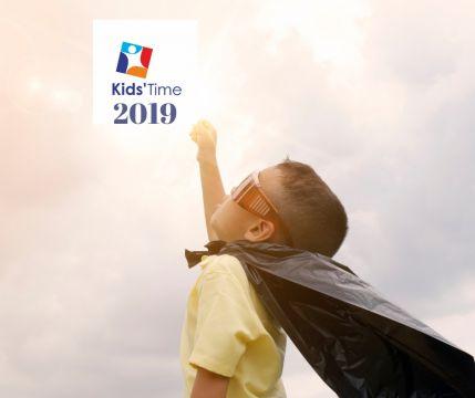Urodziny targów KIDS' TIME już w lutym w Targach Kielce!