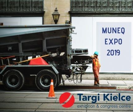 The new TARGI KIELCE event makes its debut in May 2019! Save the date!