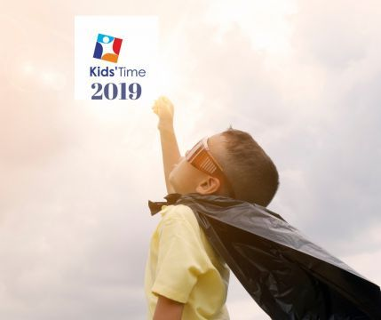Targi Kielce Kids' Time Expo's great birthday - this February