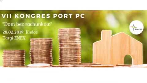 """""""Dom bez rachunków"""", Kongres PORT PC  podczas Targów ENEX"""