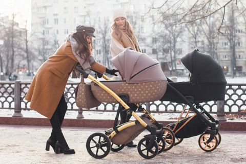 Tako's most exquisite prams and strollers on show at Kids' Time