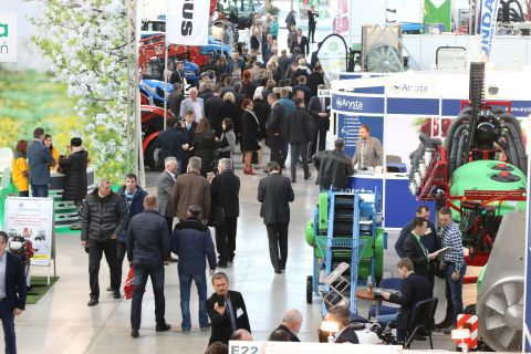 Ubiegłoroczne targi HORTI-TECH w Targach Kielce odwiedziło 3500 specjalistów branży.