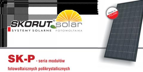 Nowoczesne kolektory słoneczne od SKORUT na targach ENEX Nowa Energia