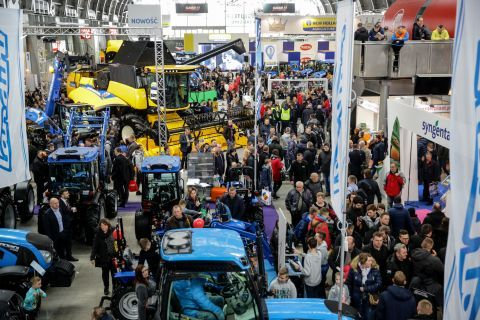 AGROTECH and LAS-EXPO host over 70,000 visitors every year