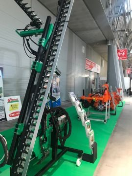 Trwa budowa targów Horti-Tech