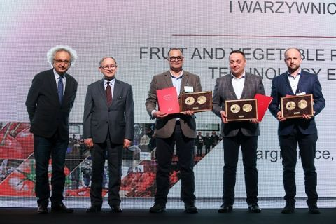 HONOURABLE MENTIONS AND MEDALS OF THIS YEAR'S HORTI-TECH EXPO IN KIELCE