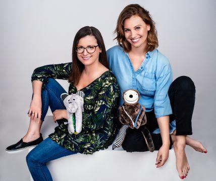 Julia i Zuzanna Sielickie z Whisbear zapraszają na wykład podczas targów KIDS' TIME