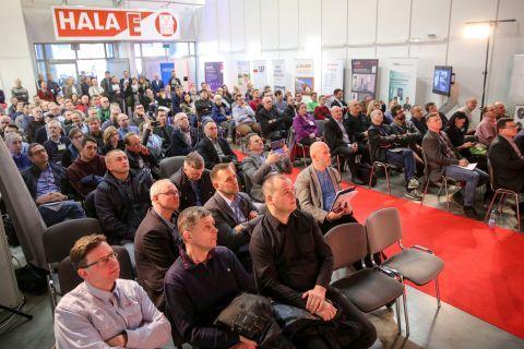 Meetings with energy in Targi Kielce