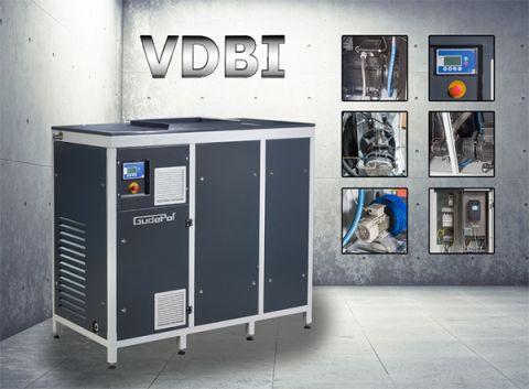 Kompresor VDBI do zobaczenia na FLUID POWER 2019