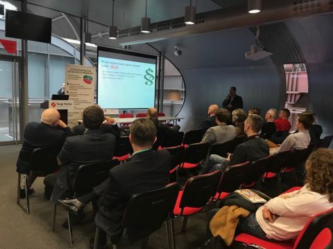 FIBROUS HEMPS FARM PRODUCTION DISCUSSED AT AGROTECH 2019