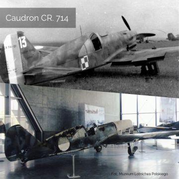 Firma ATMAT, sponsor DNI DRUKU 3D pomogła w rekonstrukcji zabytkowego samolotu, zdj. Muzeum Lotnictwa Polskiego