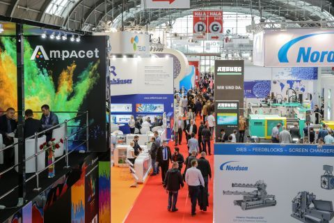 Circular economy is at the top of most-discussed topics ranking list of Targi Kielce's  PLASTPOL expo.