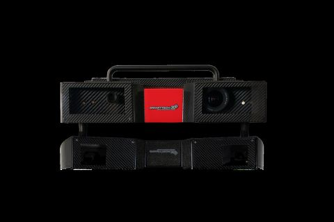Skaner MICRON3D color 10Mpix polską premierą DNI DRUKU 3D