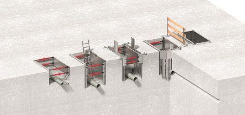 Aluminiowe szalunki wykopowe LITEBOX na Targach EXPO-GAS zaprezentuje firma TITAN POLSKA