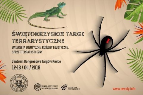 EXOTIC ANIMALS AND PLANTS AT TARGI KIELCE