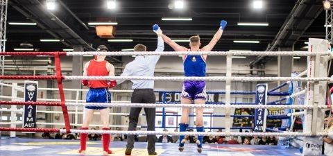 THE POLAND'S MUAY THAI CHAMPIONSHIP AT THE FIT WEEKEND