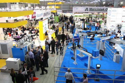 Targi PLASTPOL w Targach Kielce w roku ubiegłym odwiedziło 19.000 ekspertów branży.