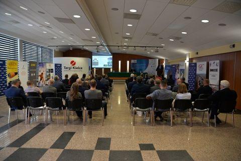 Warsztaty zorganizowane w trakcie Targów EXPO-GAS przez Izbę Gospodarczą Gazownictwa cieszą się dużym zainteresowaniem