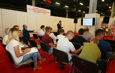 Szkolenia dla rzeczoznawców organizowane podczas IFRE-EXPO cieszą się dużym zainteresowaniem
