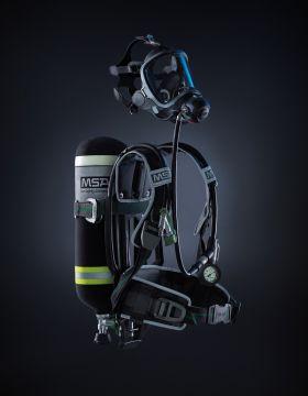 Łatwy w użyciu, ekonomiczny, gotowy na zmianę podczas akcji oraz dalsze usprawnienia aparat MSA M1 na IFRE-EXPO