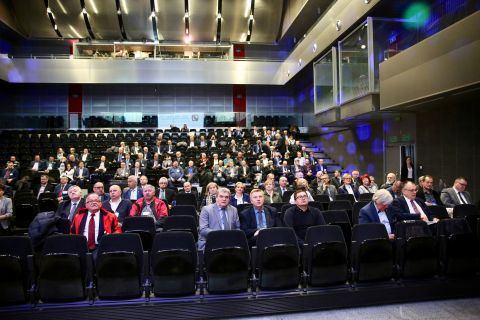 The Congress participants visit the AUTOSTRADA-POLSKA, ROTRA, TRAFFIC-EXPO - TIL and Europarking