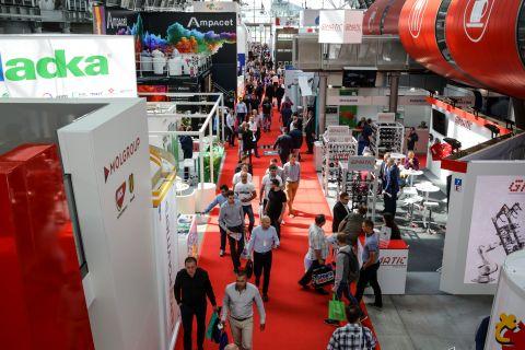 Targi Plastpol w Kielcach goszczą w 2019 roku firmy z 42 krajów świata, w tym z Iranu.