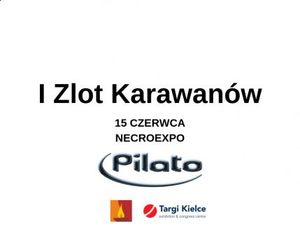 I Zlot Karwanów odbędzie się 15 czerwca 2019 podczas targów NECROEXPO w Targach Kielce