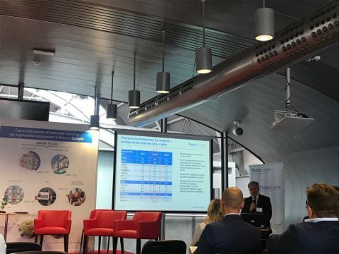 The PlasticsEurope conference has been held at Targi Kielce for the eighth time already
