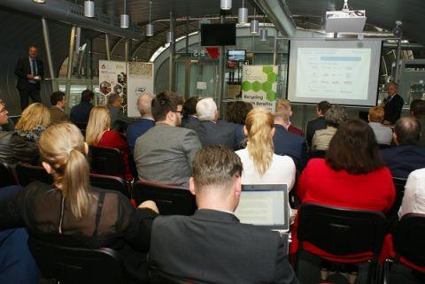 Forum cieszyło się ogromnym zainteresowaniem gości Targów PLASTPOL 2019