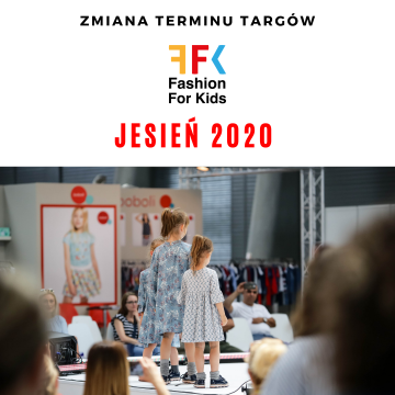 Fashion for Kids jesienią 2020