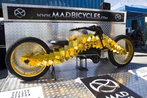 Podczas 10. edycji targów Kielce BIKE-EXPO odbędzie się oficjalna, europejska odsłona roweru Materialize