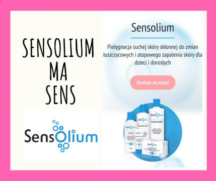 Sensolium na AtoPsoriaDerm