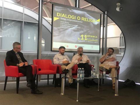 Dialogi o religii w Targach Kielce