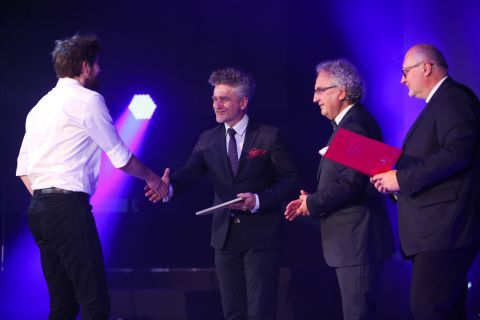 JUBILARIANS - THE XX ACROEXPO  EXHIBITORS RECEIVES AWARDS AT TARGI KIELCE