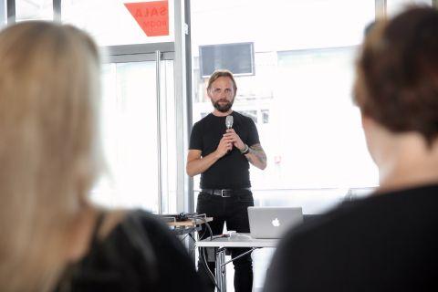 Wykład poprowadzi Ziemowit Sosiński, właściciel ACTAM Comunications