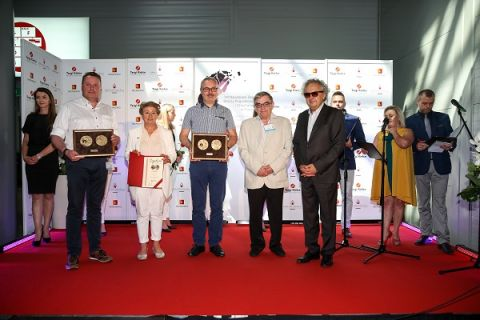 Rozdanie nagród NECROEXPO 2019 w Targach Kielce