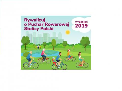 """Już we wrześniu rusza 1. Edycja Rywalizacji """"Rowerowa Stolica Polski"""" - Kielce dołączają do zmagań!"""