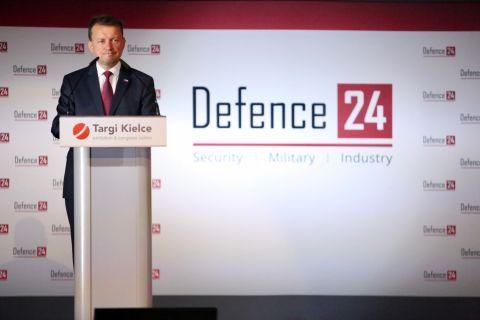 Mariusz Błaszczak - the Minister of National Defence