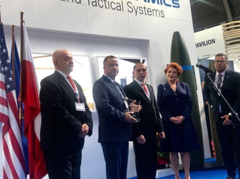 POLISH AMERICAN COOPERATION UNDER THE MK-84 PROGRAMME