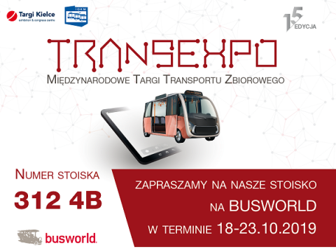 TRANSEXPO PROMOTED IN BRUSSELS