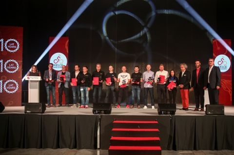 The best products showcased at the KIELCE BIKE-EXPO have been awarded in several categories