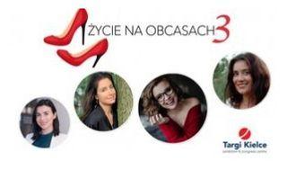 Życie na Obcasach już 15 października w Targach Kielce