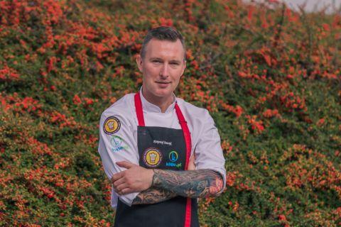 Celebrity chefs in Targi Kielce