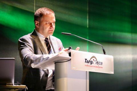 Drugi dzień Kongresu Edukacji Przyszłości otworzył wykład dr hab. prof. nadzw. Marcina Krawczyńskiego