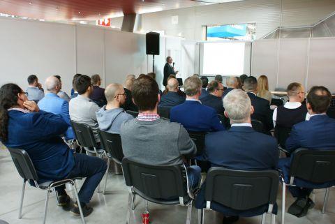 The technical seminar at Targi Kielce