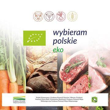 Produkty ekologiczne w Targach Kielce