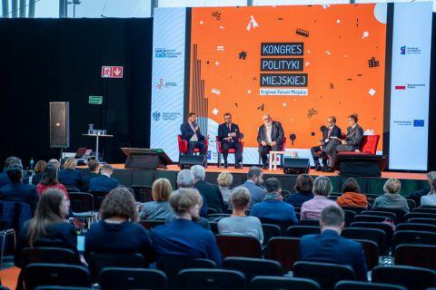 Kongres Polityki Miejskiej w Targach Kielce