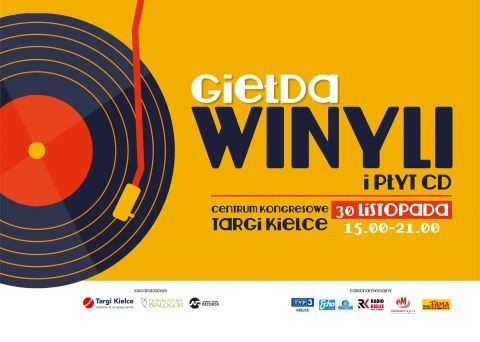 THE VINYL AND CD EXCHANGE AT THE CONGRESS CENTRE OF TARGI KEILCE