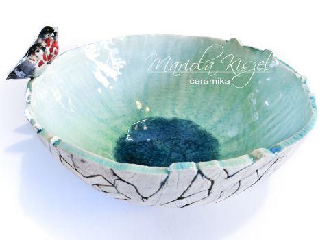 Piękne wyroby ceramiczne w Targach Kielce 30 listopada podczas Kiermaszu Świątecznego.